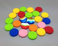 Wholesale Rubber Silicone Caps Thumbstick Thumb Stick X Cover Case Skin Joystick Grip Grips For PS4 PS3 PS2 XBOX ONE Controller caps protector