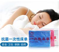 Wholesale Disposable medical nonwoven sheets massage mattress pad single single medical tourism beauty salon shipping