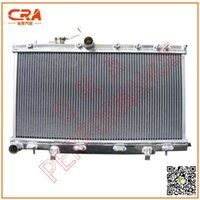 Wholesale CRA Performance High Quality M T Aluminum Car Radiator for Subaru Impreza WRX STI