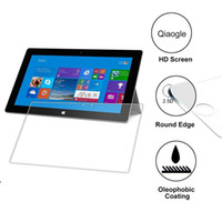 Wholesale Qiaogle Anti explosion Tempered Glass Screen Protector Ultra Hard For Microsoft Surface Pro Zoll Premium Screen Protector