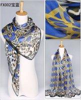 air slant - 2014 slanting stripe silk chiffon plaid leopard print scarf air conditioning spring and autumn leopard print scarf cape