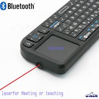 Wholesale Mini Universal Touch Bluetooth Wireless Touchpad Novelty Keyboard