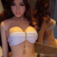 Cheap New sexy 140cm life size silicone sex doll toy for man skeleton big breast machine oral anal pussy love adult dropshipping Freeshipping