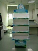 floor stand display - 2016 Innovative design and good price cardboard floor dog toy display stand
