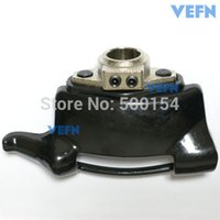 Wholesale VEFN Tyre Tire changer Nylon Mount Demount Head Duckhead TCA7 Installation hole diameter mm