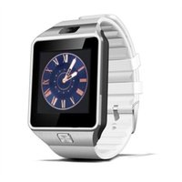 Wholesale Top Quality DZ09 Smartwatch inch Latest Bluetooth Smart Watch With SIM Card For Android apple Samsung IOS Android Cell phone