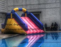 Wholesale 2016 Best quality inflatable water slide for pool inflatable pool slide for sale with high quality