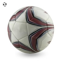 Wholesale sight Men s Size PVC Football ball Hot Sales Plesant Foaming Soccer Ball For outdoor sports