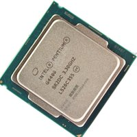 Wholesale Intel Pentium G4400 Processor CPU GHz MHz works on LGA mainboard no need adapter