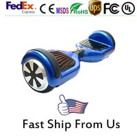 Wholesale US Stock Electric Scooter Wheel Self Balance Scooter Smart Drifting Scooter Hands Free Balance Scooter Wheel Fast Delivery