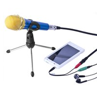 Wholesale New Universal Microphone stand Studio Sound Recording Mic Microphone Shock Mount Clip Holder