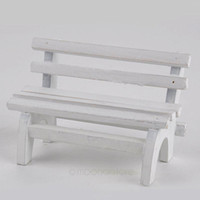 park bench - Home Decoration Photography Props Chair Park Bench for Decor Display Wedding Home Decoration Gift Chairs xDA1143 s3