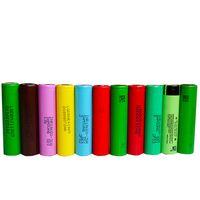Wholesale A Class Authentic Batteries Rechargeable Batteries VTC R HE4 HG2 HE2 V A A Fedex Ship