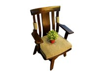 Wholesale Swivel chair for classic solid wood