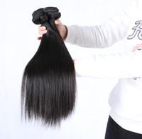 Wholesale Save Grade A Malaysian Hair Straight Hair Weft Virgin malaysian hair bundles human hair extension can be dyed