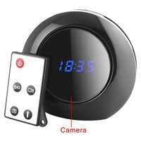 Wholesale Multi Function Alarm Clock Cam X960 Spy Clock Camera Audio Video Recorder Camcorder Motion Detection DVR