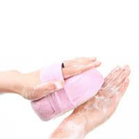 Wholesale New Arrival Natural Bath Shower Sponge Loofah Luffa Spa Exfoliator Pad Body Scrubber
