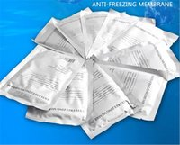 Wholesale 120pcs cryolipolysis anti freezing membranes cryo cool pad anti freeze cryotherapy antifreeze membrane for clinical salon and home use D969