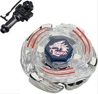 best beyblade tip - Best Birthday Gift L Drago Fusion D Beyblade tips BB Metal Jupiter Set Beyblade Launchers lyra kids toys peonzas