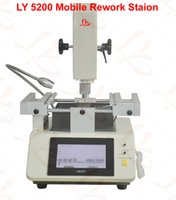 Wholesale LY touch screen mobile BGA rework station zones with laser align special for mobile repair