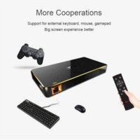 Wholesale OFF SET Live TV Smart Projector Android Projector DLP WIFI Wireless Projector P Home Theater Mini Portable Projector