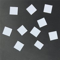 adhesive foam squares - New Arrival High Quality x12mm Square Double Sided Self Adhesive White Foam Fixing Pads Cushions For Card Making Arts