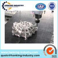 aluminum forging process - OEM manufacturer rapid processing prototype anodized cnc parts aluminium