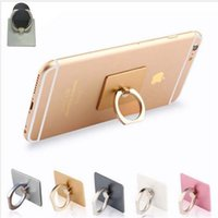 Wholesale Luxury Degree Finger Ring Mobile Phone Smartphone Stand Holder For iPhone iPad all Smart Phone Colors