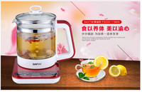 Wholesale Savtm thickening glass automatic Chinese traditional medicine health pot tisanes electric cooking pot kettle
