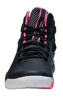 athletes shoes - 2016 Newest cool Stephen Curry Black Pink Basketball Shoes High Qulity cool outdoor sport basketball sale cheap quick shippping athlete