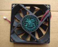 Wholesale YateLoon D80SH C square Cooling fan with V A wires