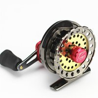 Wholesale FDDL Right hand and Left hand Fishing Reel BB Ball Bearing Ratio Aluminum Alloy Fly Fishing Wheel