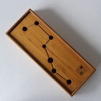 bamboo culture - Phyllostachys heterocycla Wain Chapan Seven Stars Bamboo Tea Tray Elegant Enjoy Tea Culture