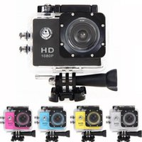 Wholesale Hot MP Full HD P Helmet Sports Action Waterproof Car Camera