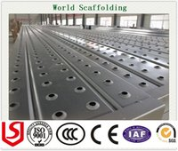 Wholesale High quality galvanized metal plank for Scaffolding System walk board metal plank
