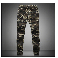 Wholesale M X Mens Jogger Autumn Pencil Harem Pants Men Camouflage Military Pants Loose Comfortable Cargo Trousers Camo Joggers