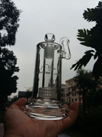 Wholesale Upgraded Mobius Matrix sidecar glass bong glass water pipes gear quot inches percolator bongs ash catcher mm