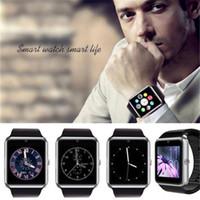 apple language - 2016 Latest Version Multi language Smart Watch GT08 Clock Sync Notifier Bluetooth Connectivity iOS Android Phone Smartwatch