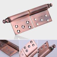 Wholesale New Continental Thicker Internal Doors Pair Folding Door Stainless Steel Bearings Hinge Hot
