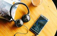 Acheter Hifi vidéo audio-La qualité sonore de l'Allemagne Lasmex C45 casque HIFI stéréo Métal filé audio vidéo avec microphone pour ordinateur iphone