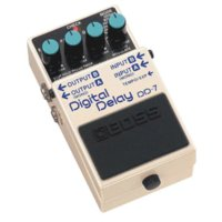 bass guitar delay - New BOSS DD Digital Delay Guitar Bass Effect Pedal pedal mouse pedal floor pedal floor