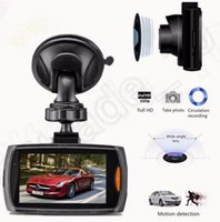 Wholesale LJJK299 Full HD P Car DVR Video Recorder Dash Cam G sensor IR Night Vision Camcorder Recorder DVR Night Version Wide Angle Lens Dvrs