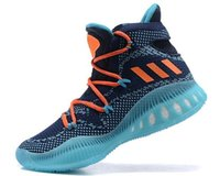 mens basketball - 2016 new mens crazy explosive boost Basketball Shoes men sneaker fasion Basketball Boots Cheap Discount popular Sports Running Shoes