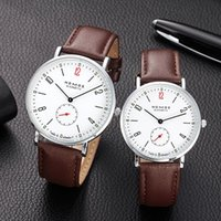 replicas watches - Famous Brand Replica NOMOS Watches Leather Strap Luxury Watches for Men Minimalism Glashütte NOMOS Quartz Watches