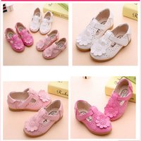 Wholesale Children cute shoes princess shoes leather shoes goose bottom shoes Square opening of the girls
