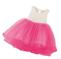 korea kids style - 2016 girls dress Kids clothing Korean children children s Day Girls Summer new lace yarn Princess Dress skirts spot for South Korea