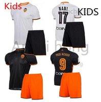 al por mayor ajuste cf-Valencia cf niños 16 17 jersey de ida y vuelta valencia jersey de fútbol del Valencia niños conjunto 2016 2017 Childrens