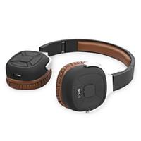 bee headset - New Bee NB Wireless Bluetooth Stereo Headphone NFC Music Headset Running Pedometer APP mm Audio Earphone Hands free w Mic