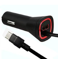 amp types - Original Quality AMP Rapid Type c With USB Port Car Charger Power Adapter For Verizon Cell Phone