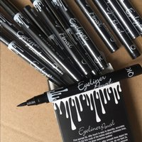 Wholesale 2016 Fashion QIC Kylie Eyeliner The Same Paragraph Dreamy Eyes Cool Black Waterproof NON Staining China Eyeliner